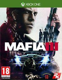 Game Mafia III (PC) cover