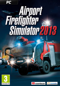 Game Box for Airport Firefighter Simulator 2013 (PC)