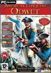 Okładka American Conquest: Fight Back (PC)
