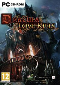Okładka Dracula: Love Kills (PC)