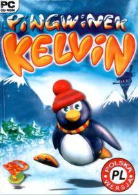 Okładka Pingwinek Kelvin (PC)