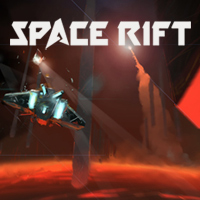 Okładka Space Rift (PC)