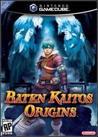 Game Box for Baten Kaitos Origins (GCN)