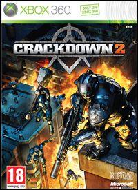 Okładka Crackdown 2 (X360)