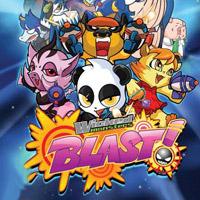 Okładka Wicked Monsters BLAST! HD (PS3)