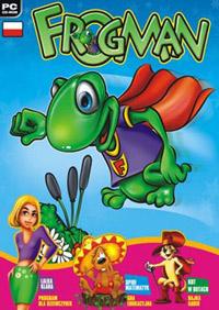Okładka FrogMan (PC)
