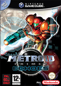 Game Box for Metroid Prime 2: Echoes (GCN)