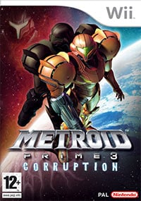 Okładka Metroid Prime 3: Corruption (Wii)