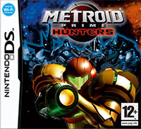 Game Box for Metroid Prime: Hunters (NDS)