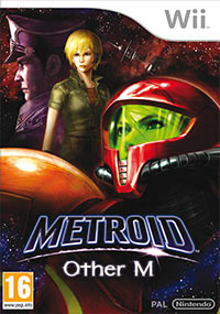 Okładka Metroid: Other M (Wii)