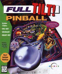 Game Box for Full Tilt! Pinball (PC)
