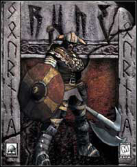 Game Box for Rune (2000) (PC)
