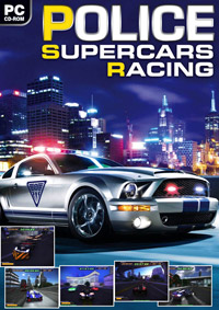 Game Box for Police Supercars Racing (PC)
