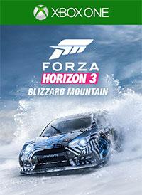 Game Forza Horizon 3: The Blizzard Mountain (PC) cover