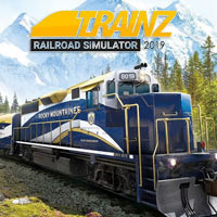 Game Box for Trainz Railroad Simulator 2019 (PC)