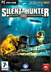 Okładka Silent Hunter III (PC)