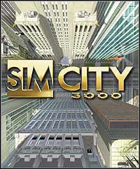Okładka SimCity 3000 (PC)