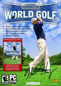 Okładka Hank Haney's World Golf (PC)