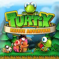 Okładka Turtix 2: Rescue Adventures (PC)