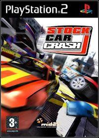 Okładka Stock Car Crash (PS2)