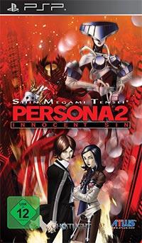 Okładka Shin Megami Tensei: Persona 2: Innocent Sin (PSP)