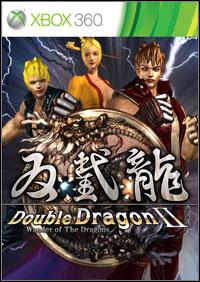 Okładka Double Dragon II: Wander of the Dragons (X360)