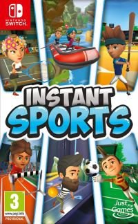 Instant Sports (Switch cover