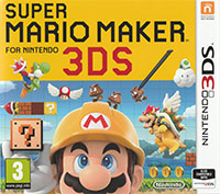 Game Box for Super Mario Maker 3DS (3DS)