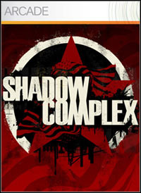Okładka Shadow Complex (X360)