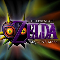 Game The Legend of Zelda: Majora's Mask (Wii) cover