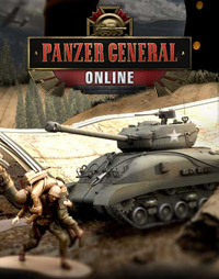 Game Box for Panzer General Online (WWW)