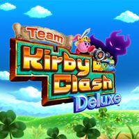 Okładka Team Kirby Clash Deluxe (3DS)