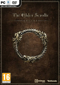 Game The Elder Scrolls Online (PC) cover