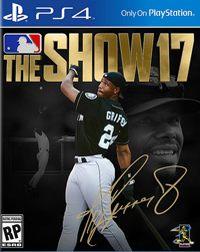 Okładka MLB: The Show 17 (PS4)