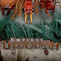 Okładka Empires of the Undergrowth (PC)