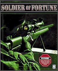 Okładka Soldier of Fortune (PC)