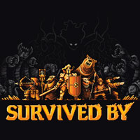 Game Box for Survived By (PC)