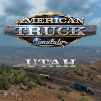 Game Box for American Truck Simulator: Utah (PC)