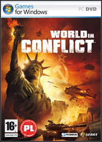 Okładka World in Conflict (PC)