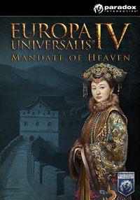 Okładka Europa Universalis IV: Mandate of Heaven (PC)