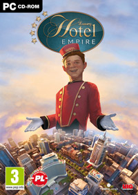 Okładka Deluxe Hotel Imperium (PC)