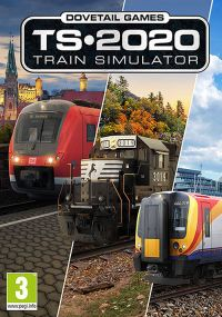 Game Box for Train Simulator 2020 (PC)