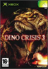 Okładka Dino Crisis 3 (XBOX)