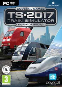 Okładka Train Simulator 2017 (PC)