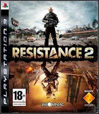 Okładka Resistance 2 (PS3)