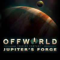 Okładka Offworld Trading Company: Jupiter's Forge (PC)