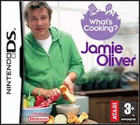Game Box for What's Cooking with Jamie Oliver (NDS)