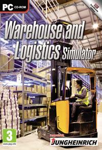 Okładka Warehouse & Logistics Simulator (PC)