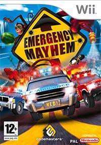 Okładka Emergency Mayhem (Wii)