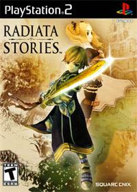 Okładka Radiata Stories (PS2)